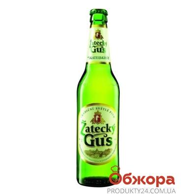 Пиво Жатецкий гусь 0.5 л. – ИМ «Обжора»