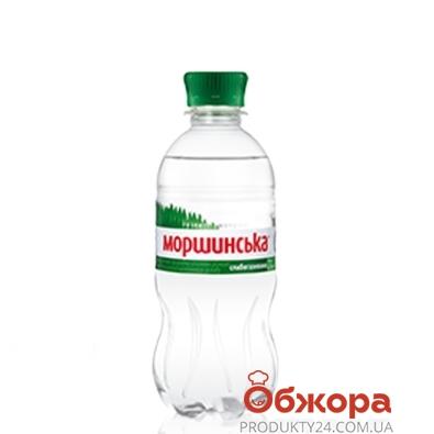 Вода Моршинская 0,33 л. слабогазированная – ИМ «Обжора»