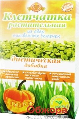 Клетчатка Голден Кингс Украина растительная из семян тыквы 190г – ИМ «Обжора»