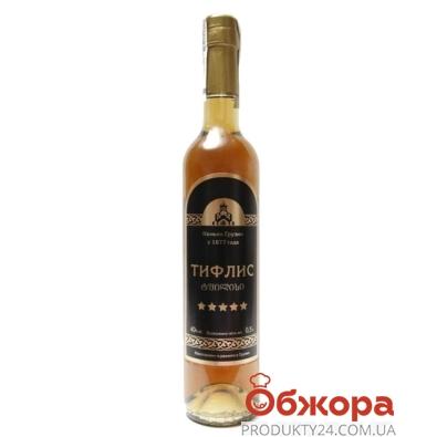 Коньяк Тифлис 5* 0,5 л. – ИМ «Обжора»