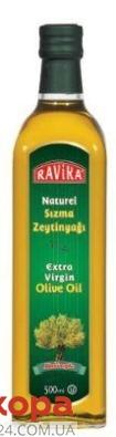 Масло оливк. Равика (Ravika) 0,5л extra virgen – ИМ «Обжора»
