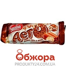 Батончик Нестле (Nestle) АЭРО 38 г – ИМ «Обжора»