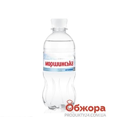 Вода Моршинская 0,33 л. негазированная – ИМ «Обжора»