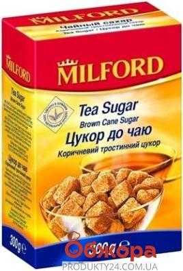 Сахар Милфорд (Milford) рафинад коричневый 300 г – ИМ «Обжора»