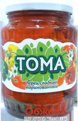 Перец Тома маринованый 0,72 л – ИМ «Обжора»