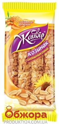 Козинак Жайвир Подсолнечный 140 г – ИМ «Обжора»