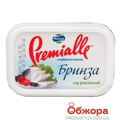 Брынза Премиалле (Premialle) 250 г 35% – ИМ «Обжора»