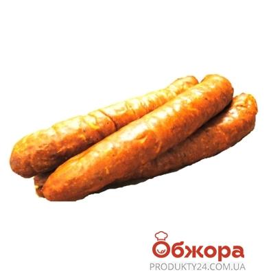 Колбаса Глобино Домашняя  п/к в/с – ИМ «Обжора»