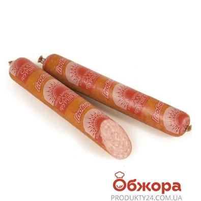 Колбаса Глобино Салями Фуршетная в\к – ИМ «Обжора»