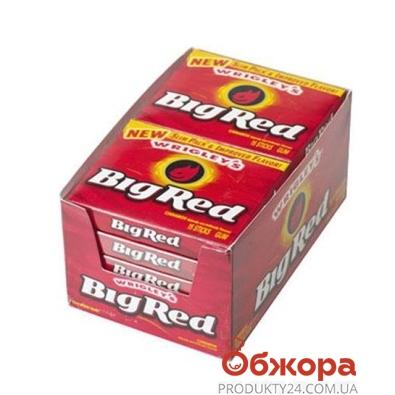 Жевательная резинка Ригли Биг Ред (15 пластинок) – ИМ «Обжора»