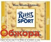 Белый шоколад Риттер спорт (Ritter Sport) 100 г – ИМ «Обжора»