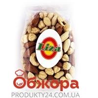 Ореховая смесь Лиза сладкая 200 г – ИМ «Обжора»