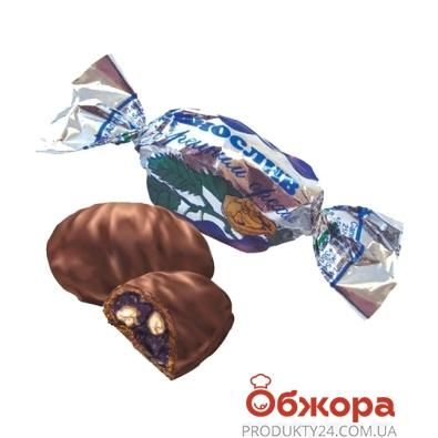 Конфеты Альпи ЧЕРНОСЛИВ с орехом вес – ИМ «Обжора»