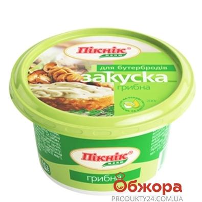 Закуска Пикник грибы 200 г – ИМ «Обжора»