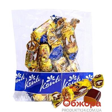 Конфеты Конти Мишутка со сливками 250 гр. – ИМ «Обжора»