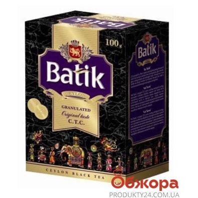 Чай Батик (Batik) гранулированный Экстра 90 г – ИМ «Обжора»
