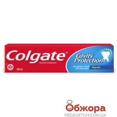 Зубная паста Колгейт (Colgate) Cavity protection 100 мл. – ИМ «Обжора»