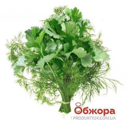 Укроп+петрушка (пучок) 40 г – ИМ «Обжора»