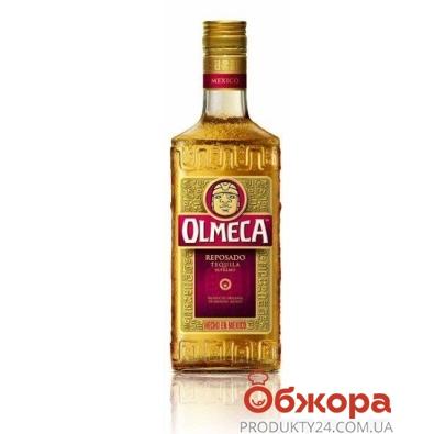 Текила Олмека (Olmeca) Голд 0,7л.  38% – ИМ «Обжора»