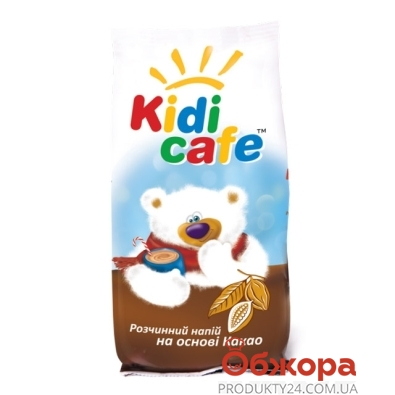 Какао детский Галка Kidi cafe с ароматом ванили 240 г – ИМ «Обжора»