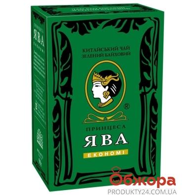Чай Принцесса Ява Зеленый Экономи 90 г – ИМ «Обжора»