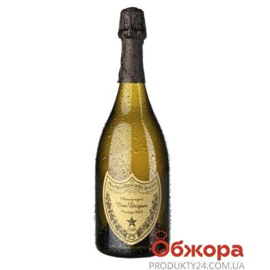 Шампанское Дом Периньон (Dom Pérignon) 2002 0,7 л – ИМ «Обжора»