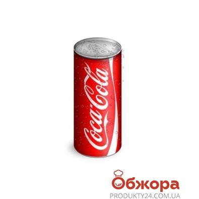 Вода Кока-кола (Coca-Cola) 0,25 л – ИМ «Обжора»