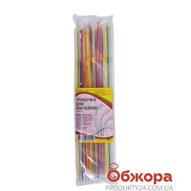 Соломка Пластик 20 шт – ИМ «Обжора»
