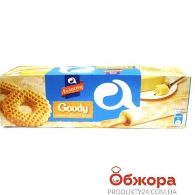 Печенье Аллатини Goody с маслом 185 г – ИМ «Обжора»