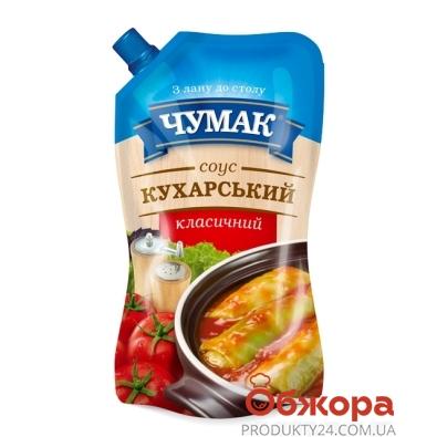 """Соус Чумак """"Кухарский"""" классический 450г – ИМ «Обжора»"""