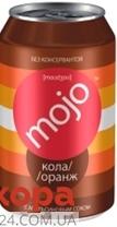 Напиток Моджо (MOJO) Кола/оранж 0,33 л – ИМ «Обжора»