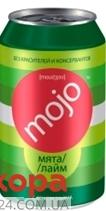Напиток Моджо (MOJO) Мята-лайм безалкогольный 0,33 л – ИМ «Обжора»