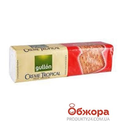 Печенье Гуллон (Gullon) Крем Тропик 200 г – ИМ «Обжора»