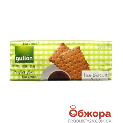 Печенье Гуллон (Gullon) Тостадо 200 г – ИМ «Обжора»