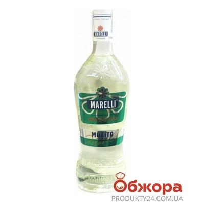 Вермут Марелли (Marelli) Мохито белый десертный 1 л – ИМ «Обжора»