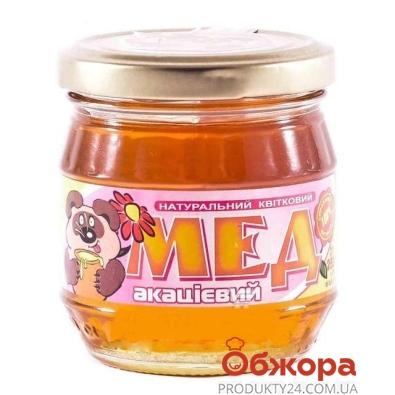 Мед Нектар акациевый 250 г – ИМ «Обжора»