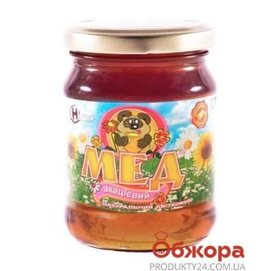 Мед Нектар акациевый 400 г – ИМ «Обжора»
