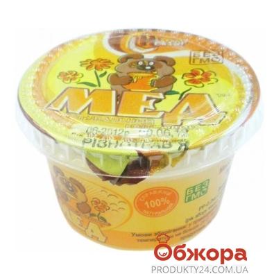 Мед Нектар разнотравье 125 г – ИМ «Обжора»