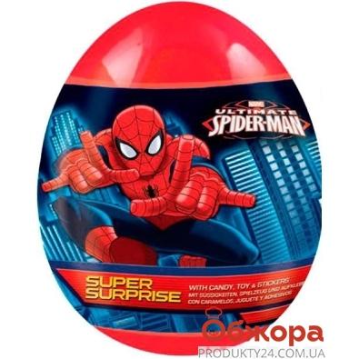 Яйцо с сюрпризом Банни Бадиес Спайдермен 20 г – ИМ «Обжора»