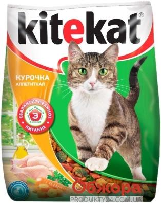Корм Китикет (Kitekat) Курица-овощи 1 кг – ИМ «Обжора»