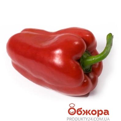 Перец Красный Украина вес. – ИМ «Обжора»