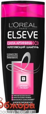 """Шампунь Лореаль (LOREAL) ELSEVE """"Сила Аргинина"""" для ослабленных волос 250 мл. – ИМ «Обжора»"""