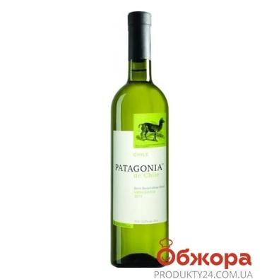 Вино Патагония (Patagonia) белое п/сл 0,75 л – ИМ «Обжора»