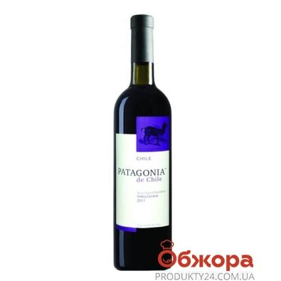 Вино Патагония (Patagonia) красное полусладкое 0,75 л – ИМ «Обжора»