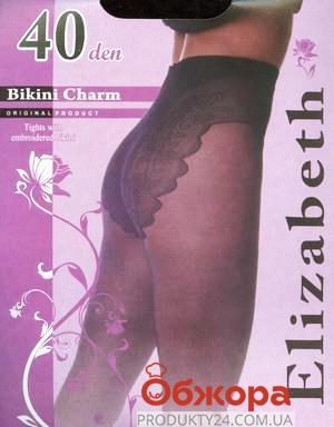Колготки Элизабет (ELIZABETH) Bikini Charm 40 Nero 3 – ИМ «Обжора»