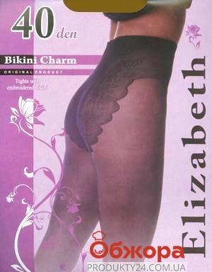 Колготки Элизабет (ELIZABETH) Bikini Charm 40 Visone 3 – ИМ «Обжора»