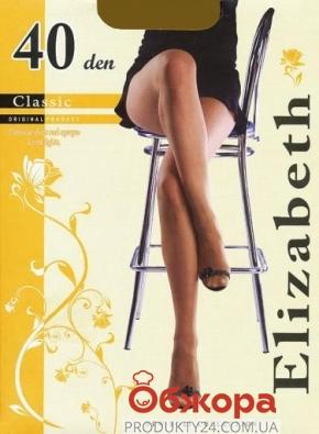 Колготки Элизабет (ELIZABETH) Classic 40 Visone 6 – ИМ «Обжора»