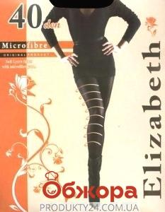 Колготки Элизабет (ELIZABETH) Microfibre 40 Nero 2 – ИМ «Обжора»