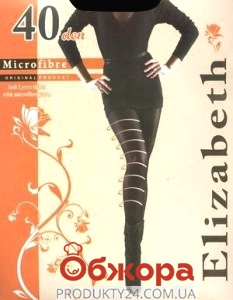 Колготки Элизабет (ELIZABETH) Microfibre 40 Nero 5 – ИМ «Обжора»