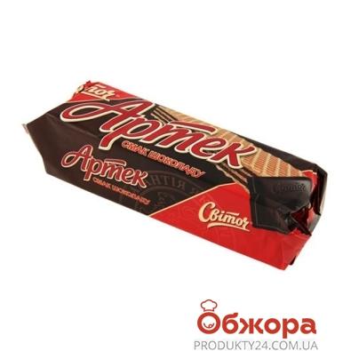 Вафли Свиточ Артек шоколад 80 г – ИМ «Обжора»